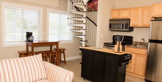 1 Bedroom Studio Retreats Unit 5