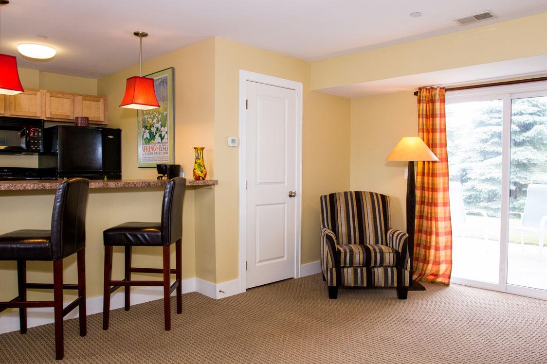 1 Bedroom Bungalow Unit 14